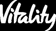 Vitality's logo. logo
